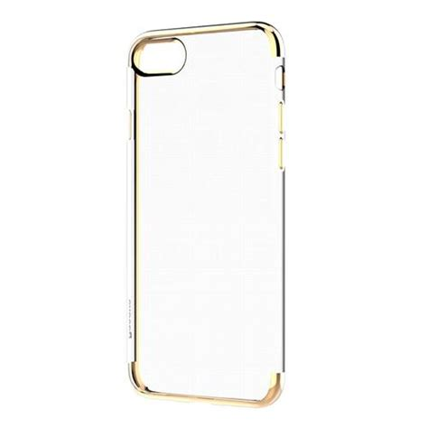 Iphone 7 Baseus Shining Soft baseus shining tpu back cover for iphone 7 gold
