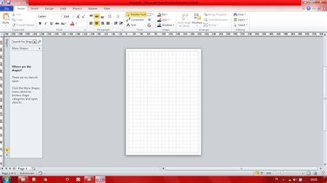 cara membuat dfd dengan visio 2010 cara menggambar rangkaian dengan menggunakan microsoft