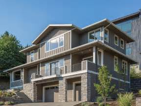Hillside House Plans For Sloping Lots Eplans Prairie Style House Plan Contemporary With