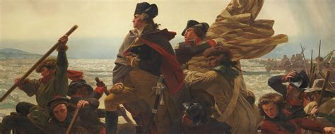 george washington on boat can you spot james monroe in these 3 famous paintings