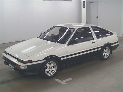 Apex Toyota 1987 Toyota Sprinter Gt Apex Ae86 Prestige Motorsport