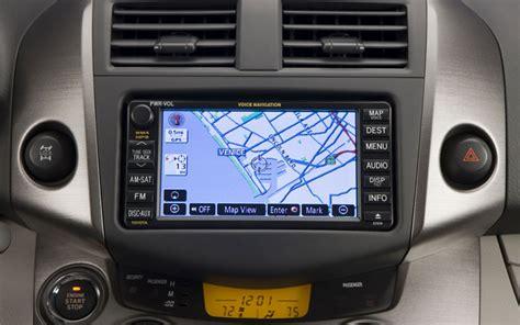 Toyota Navigation 2009 Toyota Rav4 Gps Navigation 92844 Photo 21
