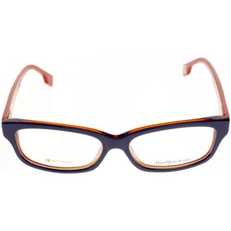 orange glasses boss orange bo 0009 snp 5214 glasses shade station