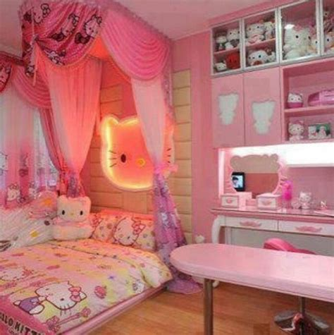hello kitty bedroom decor 20 hello kitty bedroom decor ideas to make your bedroom