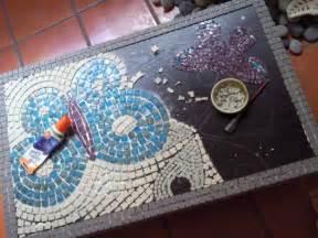 tisch mosaik mosaic coffee table ikea hackers ikea hackers