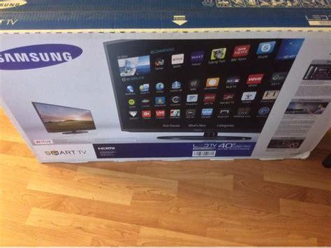 Tv Box Samsung samsung smart tv brand new in box city