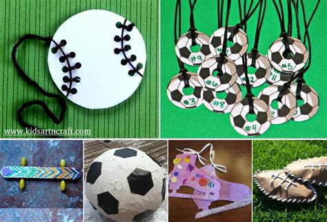 sports themed crafts for 24 sports themed crafts for craft
