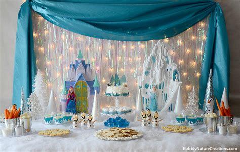 Frozen Decoration by 12 Cool Frozen Ideas Blissfully Domestic