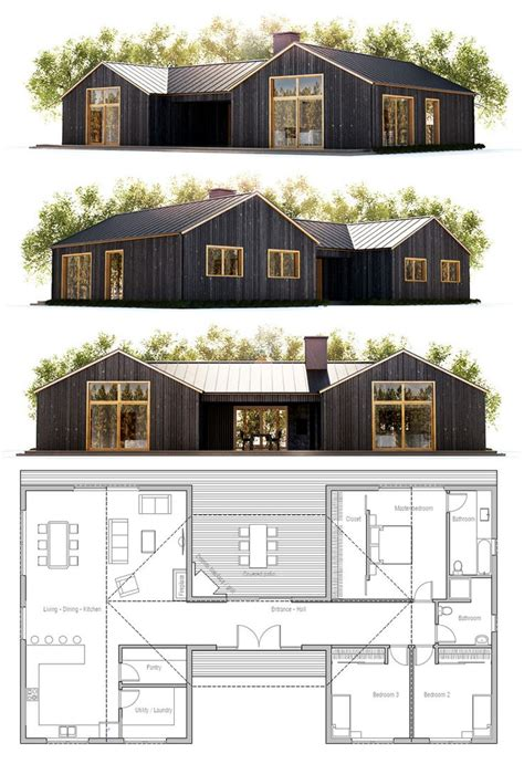 25 best ideas about small house plans on