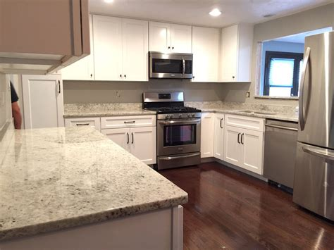 top   white granite colors  kitchen countertops