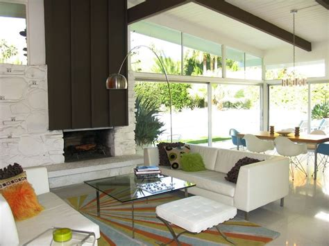 california bungalow living room contemporary with modern california style mid century modern bungalow