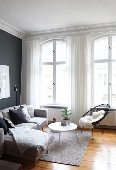wohnzimmer skandinavisch cozy home das wohnzimmer im dezember pretty