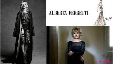 internazionale della moda alberta ferretti promotrice internazionale della moda
