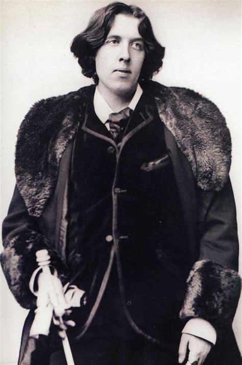 Oscar Wilde Oscar Wilde The Victorianachronists