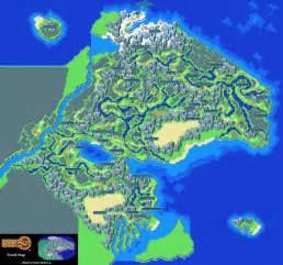 Golden Sun World Map pics photos golden sun