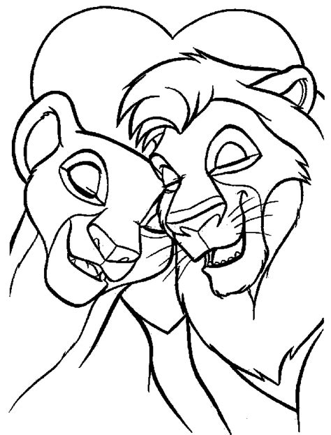 Free Nala 20 Coloring Pages Nala Coloring Pages