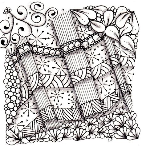 zentangle pattern sanibelle 1000 images about zentangle art on pinterest