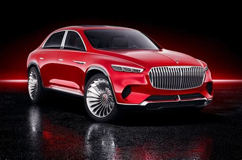 luxury mercedes vision mercedes maybach luxury ev blends saloon