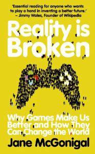 libro the world broke in jane mcgonigal brain picnic blog