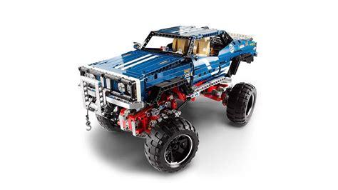 Reception Lego Style Rc Lg lego fan gets design built fan designed lego technic 4x4