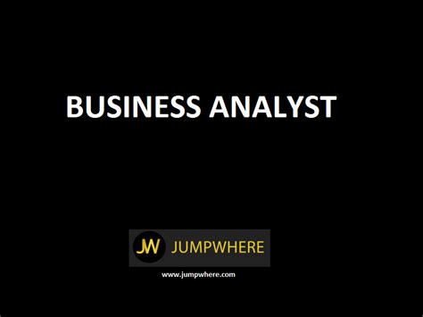 Business Analyst Mba India by Business Analyst Real Estate Evry India Bangalore