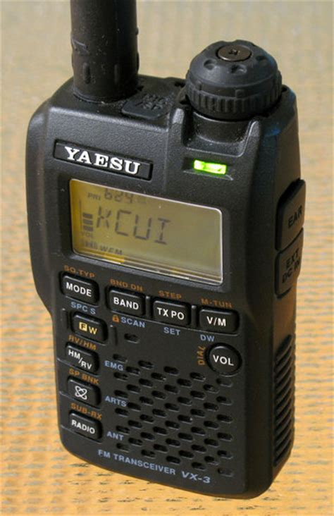 Vx 3r yaesu vx3 humidity sensor