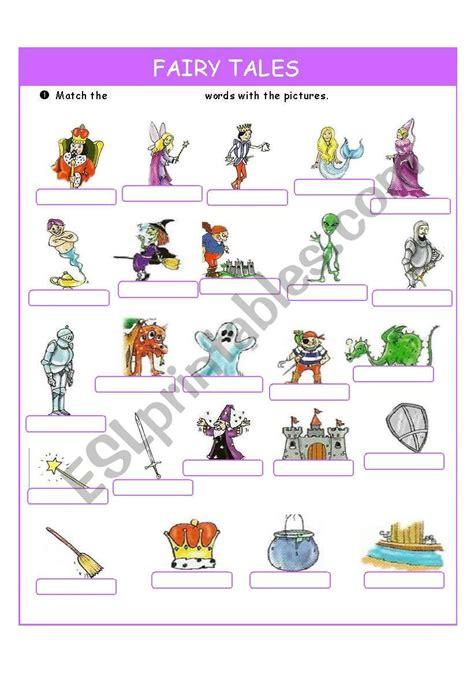 Tale Worksheets tales esl worksheet by oregon91