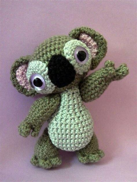 amigurumi koala pattern amigurumi pattern monty the koala instant download