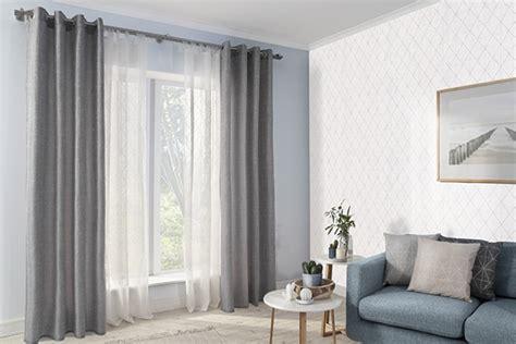 scandinavian style curtains