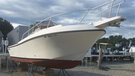mako boats maine 1987 used mako 248 cuddy cabin boat for sale 7 995