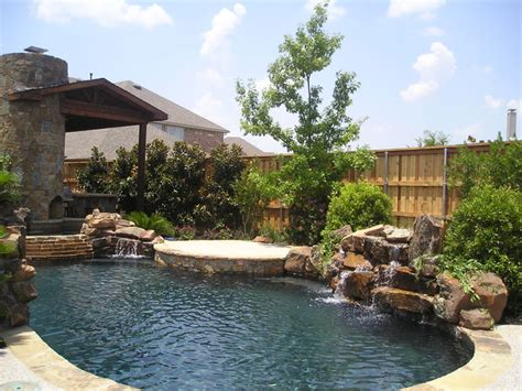 mediterranean pools pool garden mediterranean pool dallas by finelines