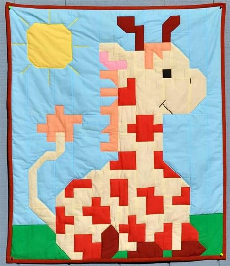quilt pattern giraffe 1373 best images about quilt cute baby on pinterest