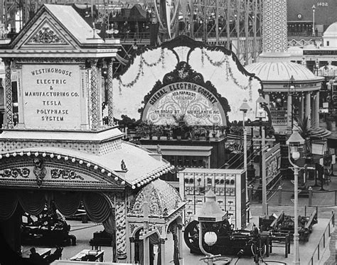 the world s fair of 1893 ultra photographic adventure books nikola tesla images outside of tesla exhibit 1893 world s