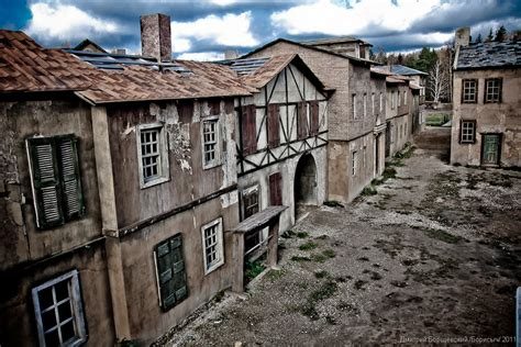 abandoned towns abandoned ozymandiasjohnson