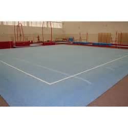 Floor Gymnastics by Artistic Gymnastics Sprung Floor Fig Approved Floors