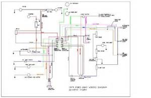 Diagram ford 4000 tractor wiring diagram 800 series ford tractor parts
