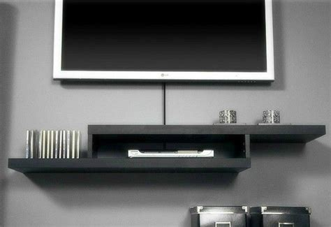 Tv Wall Mounts With Shelf by Brief Shelf Diaphragn Shelf Tv Set Top Box Rack Wall Mount