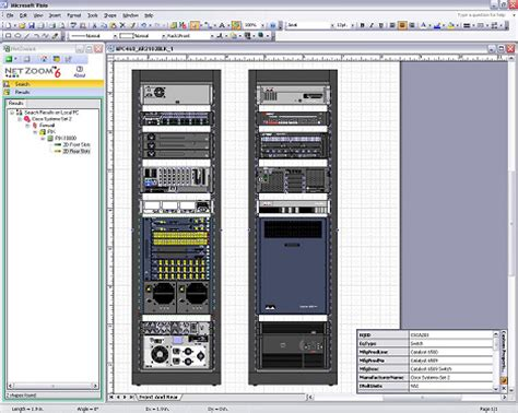 server rack diagram software software for rack planning visualizing web hosting talk