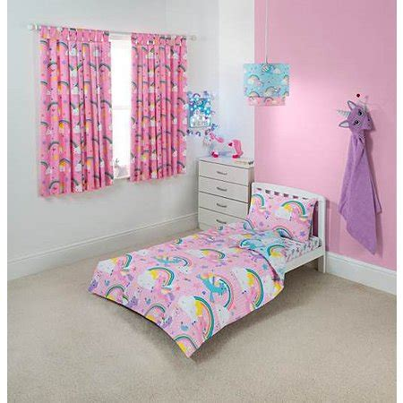 unicorn bedroom unicorn rainbows bedroom collection george