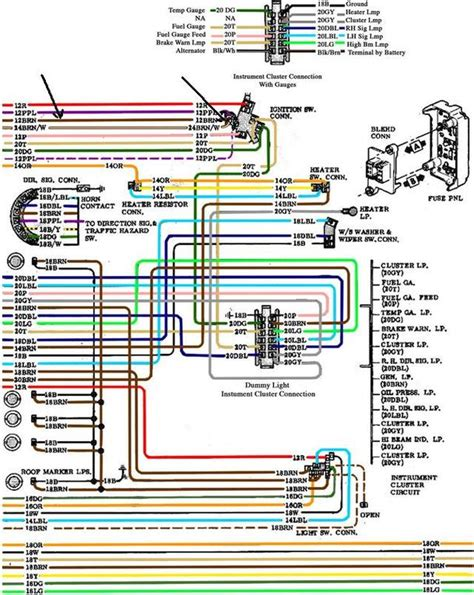 1963 chevy truck ignition switch wiring diagram 1963 get