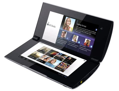 Update Tablet Sony sony tablet p to get android 4 0 ics 24th may in japan