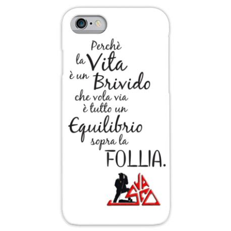 cover di vasco cover vasco sally frase per iphone 3g 3gs 4 4s 5 5s