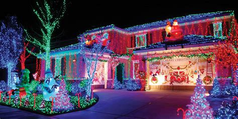 Home Decor Competition | twas the lights before christmas contest in temecula