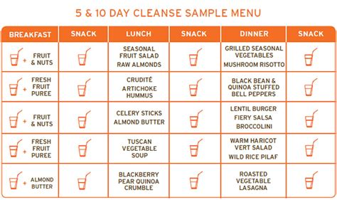 All Cell Detox Benefits by Cameron Bure Defends 5 Day Cleanse