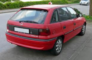 Opel Astra F File Opel Astra F 20090424 Rear Jpg