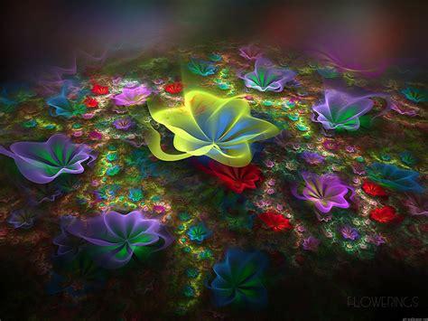 flower wallpaper effect abstract widescreen desktop wallpaper abstract wallpaper