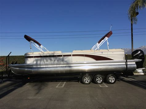 bennington boats ontario 2016 new bennington 28 rsrx1 pontoon boat for sale