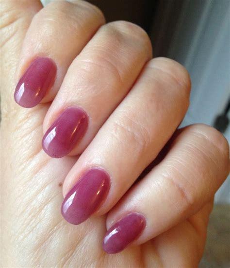 november nail color nails sns nails and november on