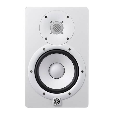 Speaker Yamaha Hs7 yamaha hs7 monitor speaker white rich tone