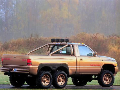 dodge  rex concept truck   concept cars